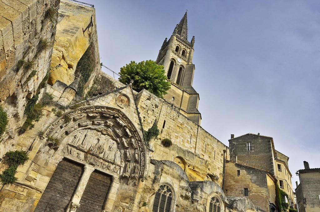 Église monolithe © crédit Heurisko