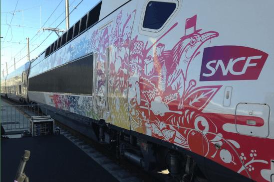 PROJET LGV : Bordeaux accueille le nouveau TGV l'Océane