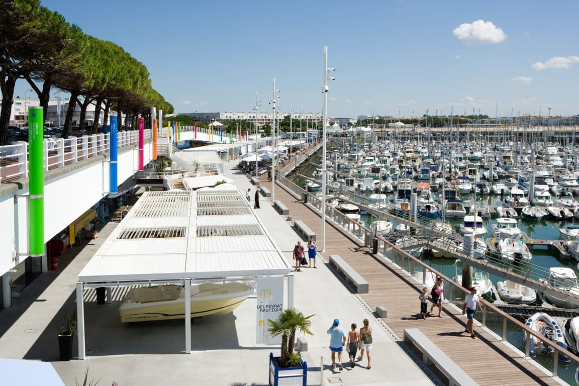 Royan soon to be accessible to river cruises